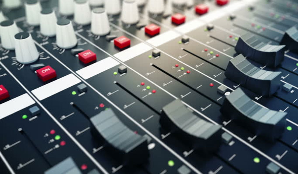 music_console
